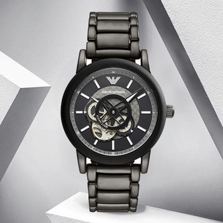 历史低价 : EMPORIO ARMANI 阿玛尼 AR60010 男士自动机械手表