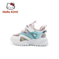 Hellokitty 凯蒂猫 女童加棉运动鞋