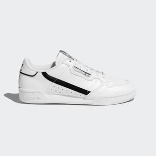 adidas 阿迪达斯 三叶草 CONTINENTAL 80 FZ0032 中性休闲运动鞋