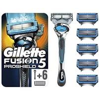 超值黑五、中亚Prime会员:Gillette 吉列 锋隐致护冰酷 剃须刀套装(1刀架+6刀头)