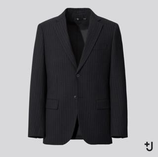 UNIQLO 优衣库 Jil Sander(+J)联名 羊毛混纺西装
