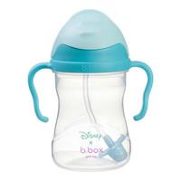 B.box 迪士尼系列婴幼儿重力球防漏吸管杯 240ml Elsa