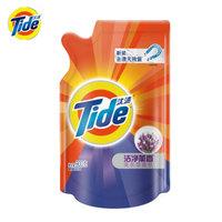京东PLUS会员、运费券收割机:Tide 汰渍 薰衣草香氛洗衣液 900g *3件