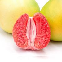 启时光  福建琯溪红心蜜柚 2-3个大果(净重8.5-9斤)