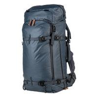 Shimoda 摄影包 双肩户外登山单反微单相机包专业大容量轻量化explore翼铂60L深蓝520-011