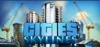 Steam游戏平台《城市:天际线》PC数字版游戏