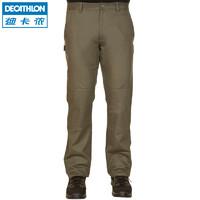 27日0点:DECATHLON 迪卡侬 8315951 男士薄款工装裤