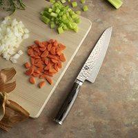中亚Prime会员:Shun Premier 多功能亚洲厨师刀,7英寸