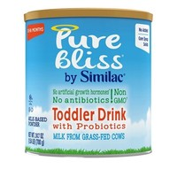 Similac 雅培 Pure Bliss 婴幼儿配方奶粉 700g 6罐装 *3件