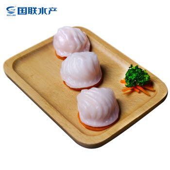 GUO LIAN 国联 水晶虾饺 马蹄口味 8只 共200g
