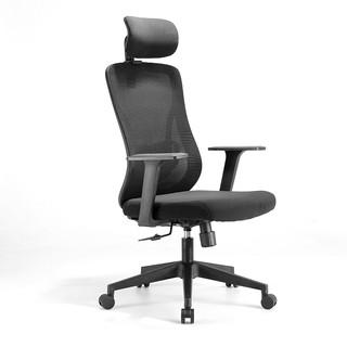 SIHOO 西昊 M83B 人体工学椅(黑色 带头枕)