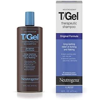 超值黑五、中亚Prime会员 : Neutrogena 露得清 T/Gel 去屑洗发水 473ml