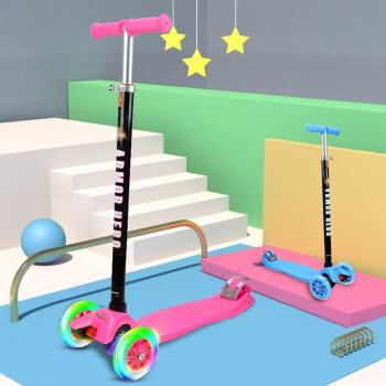 ENPEX 乐士 70254758721 儿童闪光轮滑板车