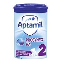 Aptamil 爱他美 PROSYNEO HA 婴儿适度水解奶粉 2段 800g *3件