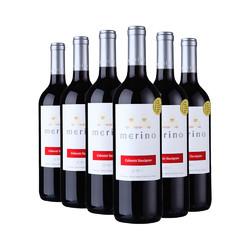 ICUVEE 中央山谷 美丽羊红葡萄酒 750ml* 6支