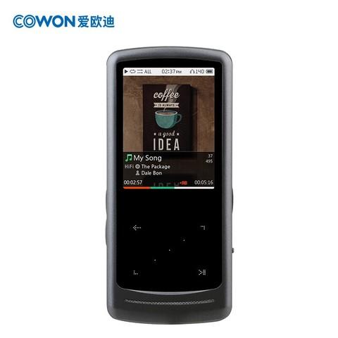 COWON 爱欧迪 IHF 64G HIFI 运动超薄播放器 I9升级版 银灰色