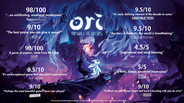 Steam游戏平台 奇幻冒险游戏《精灵与萤火意志》