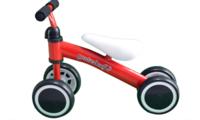 ZISIZ 致仕 滑行车平衡车 红色小轮