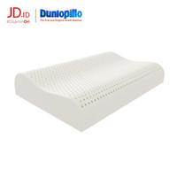 京东PLUS会员:Dunlopillo 邓禄普 天然乳胶波浪枕(印尼进口)