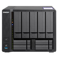 粉丝价:QNAP 威联通 TVS-951N NAS网络存储器