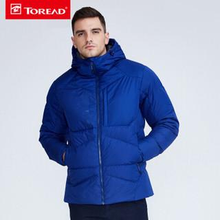 暖爱季 : TOREAD 探路者 HADE91049 男/女户外防风羽绒服