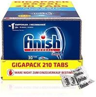 Finish Classic Gigapack 洗碗机标签,210片