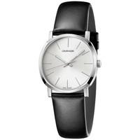 超值黑五、银联爆品日:Calvin Klein 卡尔文·克莱 Posh K8Q331C6 女士石英腕表