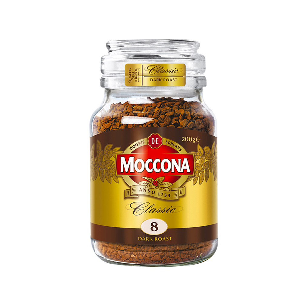 88VIP : Moccona 摩可纳 冻干纯黑咖啡粉 200g*2件