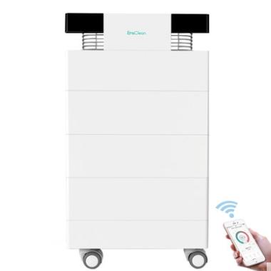 EraClean TOWER mini2 KJ700F-TM05 智能玩家版 家用空气净化器  白色