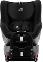 Britax 宝得适 DUALFIX z line isize汽车安全座椅,Isofix安装,可360°旋转,适合0-4岁,黑色