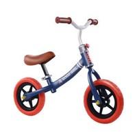春野樱儿童平衡车无脚踏1.5-6岁小孩滑步车高碳钢宝宝学步滑行车 蓝色