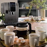小编精选:Delonghi 德龙 ECAM 370.95.T Dinamica Plus 全自动咖啡机