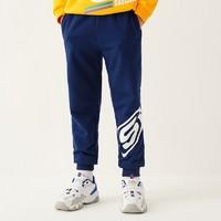 Skechers 斯凯奇 儿童加绒运动裤