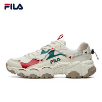 27日0点:FILA 斐乐 F12W034129F 女男老爹鞋
