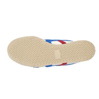 Onitsuka Tiger 鬼冢虎 MEXICO 66 中性款休闲运动鞋 TH2J4L-0142 39.5 白色/蓝色