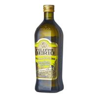 京东PLUS会员:FILIPPO BERIO 翡丽百瑞 特级初榨橄榄油 1L *3件