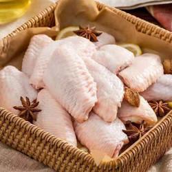 新鲜鸡中翅   冷冻食品可乐鸡翅 2斤实惠装 *2件