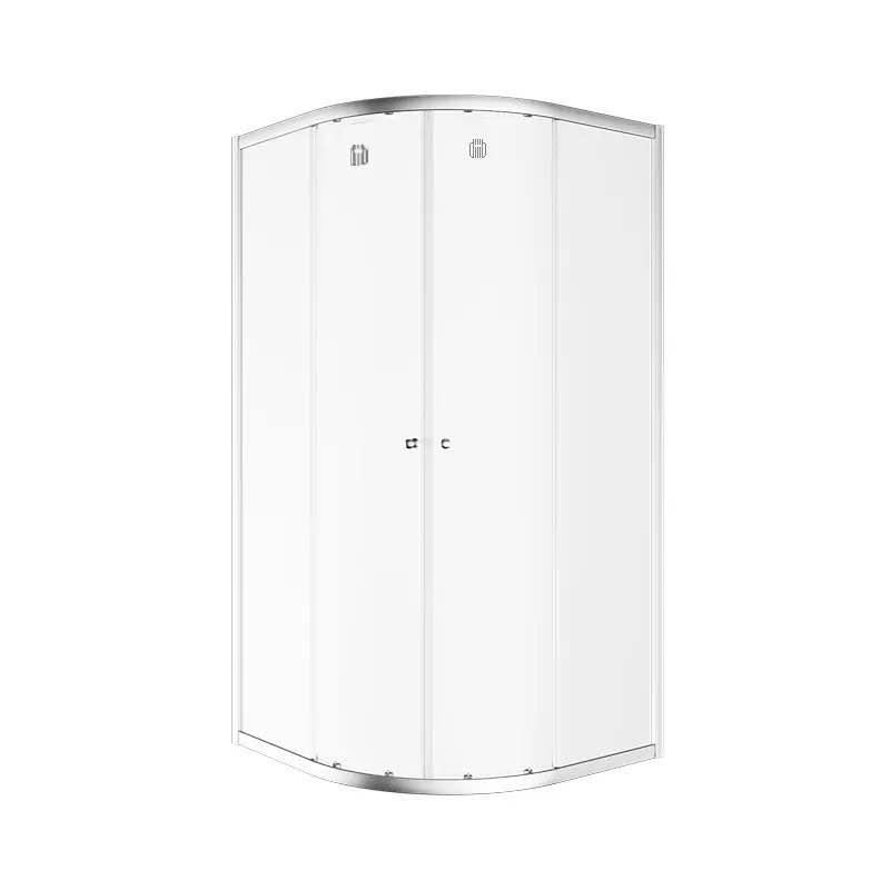 diiib 大白 铝合金弧扇形型淋浴房 不含安装