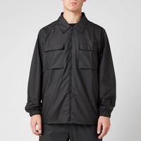 超值黑五、银联爆品日:RAINS Ultralight 轻量级 男士拉链衬衫外套