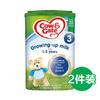 Cow&Gate 原装牛栏 3段 1-2岁 奶粉 800g*2(新旧包装随机发货)
