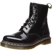 超值黑五、限尺码:Dr. Martens 1460 8孔系带 女士漆皮马丁靴