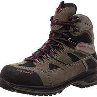 限25.5cm,大码福利 : Mammut 猛犸象 登山鞋 Teton GTX Women 女士 grey-cerise UK