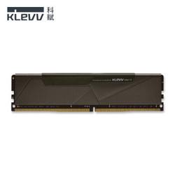 科赋(KLEVV) DDR4台式机内存条 海力士颗粒 BOLT X雷霆 8GB 单条 3200Mhz