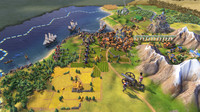 Steam游戏平台《文明6》PC数字版游戏 白金版