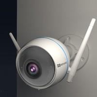 EZVIZ 萤石 C3HW 壁挂式互联网摄像头