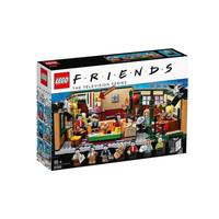 LEGO 乐高 Ideas系列 21319 Friends 中央咖啡馆