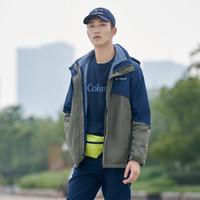 Columbia 哥伦比亚 WE1273 男子三合一冲锋衣