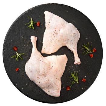 六和  生鲜鸭边腿 1.5kg *10件