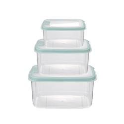 MINISO 名创优品 简约多用保鲜盒 3个装 *5件