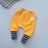 移动专享:Beedpan 彼得·潘 儿童纯棉哈伦裤